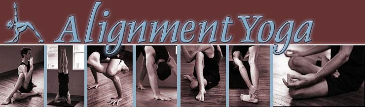 Yoga classes and yoga teacher training by Scott Anderson at Alignment Yoga in Blue Mounds WI and Madison Wisconsin.